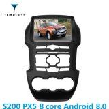 Lettore DVD dell'autoradio della piattaforma 2DIN del Android 8.0 di Timelesslong S200 per il guardia forestale del Ford vecchio/costruito in Carplay (TID-W245)