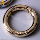 Sinicline Vintage personalizada gravada de latão bracelete personalizado etiquetas de logotipo