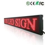 Светодиодный дисплей по шине CAN подписать LED рекламные стенды вывески для погрузчика шины магазин