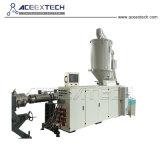 単一ねじ押出機PP/PPR/Pertの熱い冷水の供給管の放出機械生産ライン