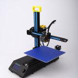 """사춘기를 위한 크기 210X210X210mm (8.3 """" X8.3 """" *8.3 """" 인치)를 인쇄하는 3D 인쇄 기계"""