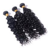Qualidade Topest Onda Natural Encaracolado Extensão de cabelo humano Brasileiro