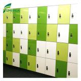 Phenolic Compacte Digitale Kast RFID in Groene Kleur