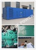Grande vendita diesel della fabbrica del generatore di potere 1000kVA/800kw Cummins