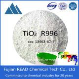 De Levering van de vlek van het Dioxyde van het Titanium van het Rutiel TiO2 (het dioxyde van het titanium) TiO2 - het Dioxyde van het Titanium R996