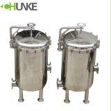Мешок фильтра корпус из нержавеющей стали для воды