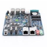 Безвентиляторная Nano системной платы N3160 Quad Core Mini-ITX на базе системной платы