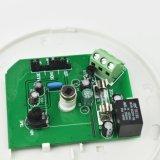 rivelatore di movimento del supporto PIR del soffitto dell'uscita dell'allarme 24V con tempo registrabile