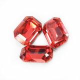 Losse Parels van het Kristal van Siam van de rechthoek de Buitensporige voor het Maken van Juwelen