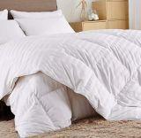 Toda la temporada cama Queen Size acolchado suave edredón de alternativas de descenso de la colección Hotel edredón insertar fichas esquina Reversible el invierno cálido edredón de plumas de pato hipoalergénica mullidas