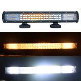 Staaf van Lightbar van de veelkleurige 288W LEIDENE de Lichte Flits van de Strook Mini Lichte
