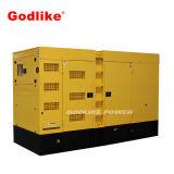 Mejor precio de 100 kVA 80kw Generador Diesel Cummins Powered by Super generador silencioso