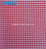 Personnalisable PVC tissé de polyester recouvert de tissu à mailles