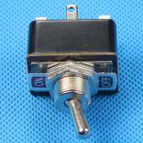 2A 250VAC 6 Pin Dpdtのトグルスイッチのロックで