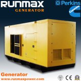 500 ква бесшумный/звуконепроницаемых/атмосферным воздействиям генераторной установки RM400c2
