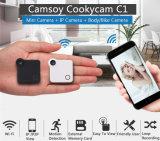 IP WiFi, mini DV CAM HD 720p la acción del sensor de movimiento de cámara digital cámara IP inalámbrica de bucle