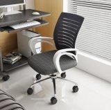 La malla alta/media vuelta reposabrazos ajustable/Respaldo/reposacabezas ergonómico giratorio Silla de ordenador de oficina