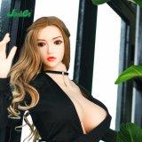 giocattolo adulto di amore del grande seno di 165cm per le bambole realistiche del sesso dell'uomo