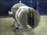 高いさび止め、品質保証の炭化ケイ素のシェルそして管の熱交換器