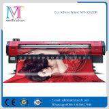 Stampante di getto di inchiostro solvibile di Eco Digital di migliore formato largo di prezzi con 1440dpi per gli involucri dell'automobile