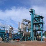 Aufbau-Maschinerie-Asphalt-Mischanlage
