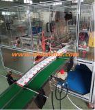 2 capas completamente automático caja de cigarrillos caja grande hombre-máquina PLC de celofán Overwrapping Control de la máquina de embalaje