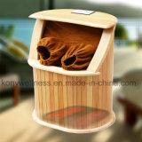 Pie de madera grande Sauna