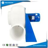 Vitrina de gases de plástico de 8 pulgadas del ventilador de escape