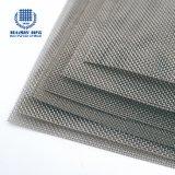 tela metallica tessuta dell'acciaio inossidabile 316 316L per filtrare