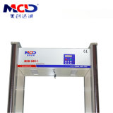 6 Areas This Public Approved Security Walkthrough Metal Detector/Door Frame Metal Detector Price Mcd-500A