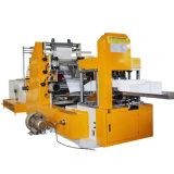Laminering Automatische 1/8, de 1/4-gevouwen Automatische Het In reliëf maken van de Kleurendruk Machine van de lijm van het Papieren zakdoekje van het Servet van het Servet met Hoge snelheid