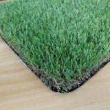 Paesaggio sintetico di plastica impermeabile del giardino dell'erba per la casa