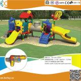 Strumentazione di plastica esterna del parco di divertimenti del bambino di alta qualità