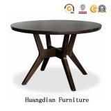 La última ronda de mayoreo diseño de mobiliario de Restaurante y Bar mesa de comedor (HD889)