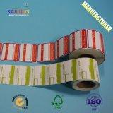 Напечатано клей Термочувствительных Label (S4HG3)
