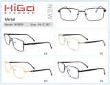 Het nieuwe Model Gouden Optische Frame Van uitstekende kwaliteit van het Metaal van de Strook