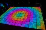 El teñido de Pista de Baile Baile de LED de mosaico para DJ Night Club Bar