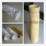 Poliestere, nylon, pp, PE, PTFE, Nomex, sacchetti filtro della vetroresina
