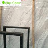 Мрамор Valakas хорошего качества белый каменный для стены здания