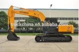 Hyundai Escavadeira R350LC-9V pesado da máquina escavadora