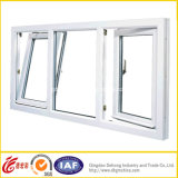 PVC de calidad superior/ventana de desplazamiento de aluminio con buen precio