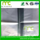 Film de PVC souple / flexible / transparent / Couleurs
