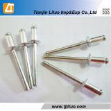 DIN7337 Aço de alumínio / aço inoxidável Cor Blind Rivet