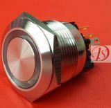 Interruptor de botón pulsador Anti-Vandal (22mm)