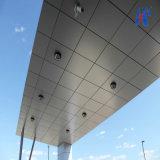 銀製の金属壁カバークラッディングのアルミニウム合成のパネル材料