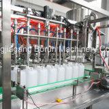 آليّة [إنجن ويل] يملأ غطّى معدّ آليّ لأنّ زجاجة بلاستيكيّة