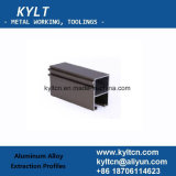 A extração de alumínio de Kylt perfila as peças para o equipamento da automatização
