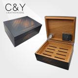 Mayorista de alta calidad de madera de cedro español Cigarros Humidores