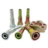 Usine directement la vente de la bride hydraulique en acier inoxydable forgée 6000psi (87643)