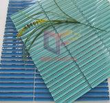 Mattonelle di vetro blu della striscia per il raggruppamento (PT55)